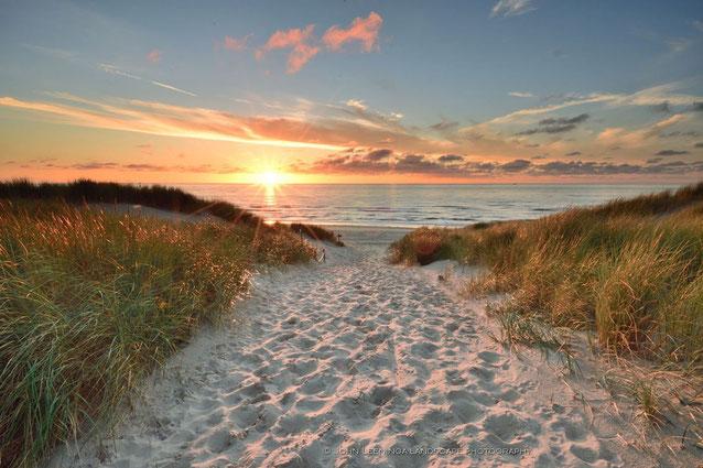 272. Texel strandopgang