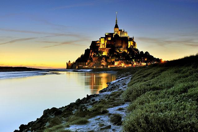 471 Frankrijk Mont Saint Michel