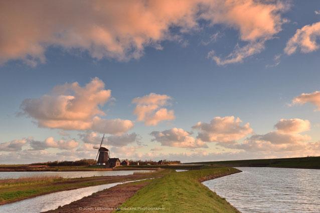 264. Texel molen het noorden