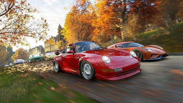 Beste Xbox One Spiele: Forza Horizon 4