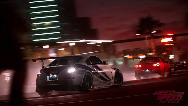 Rennspiele PS4: Need for Speed Payback