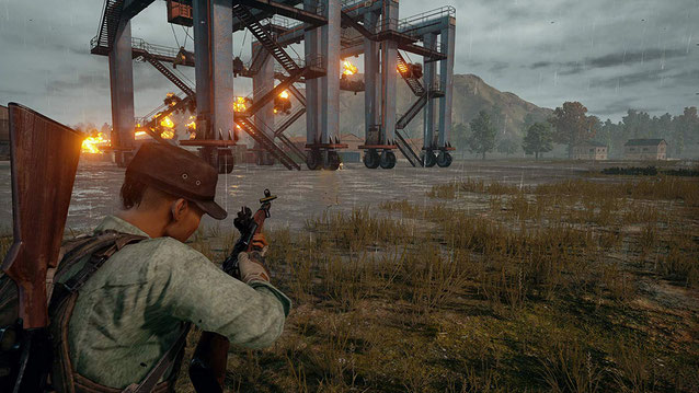 Beste Ballerspiele: PlayerUnknown's Battlegrounds