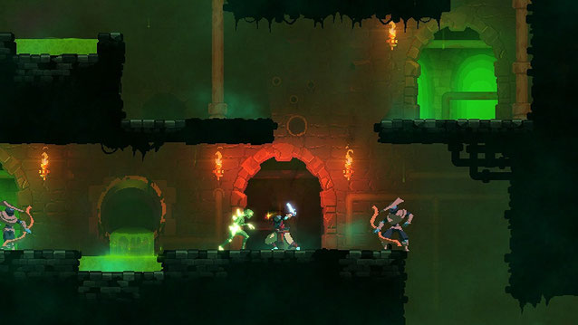 Beste Switch Spiele: Dead Cells