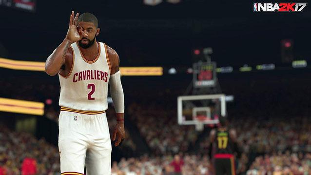 PS3 Sportspiele: NBA 2K17