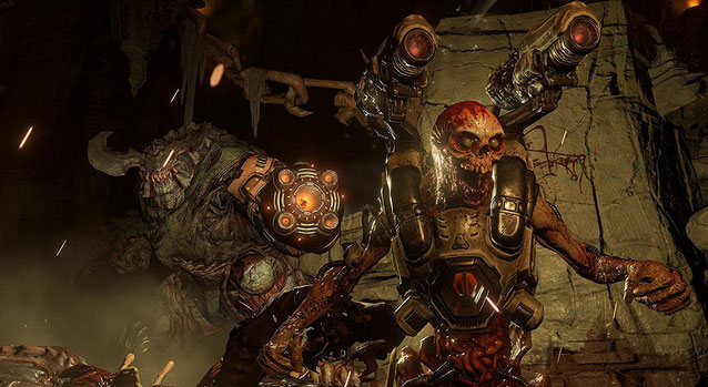Beste Shooter Spiele: Doom
