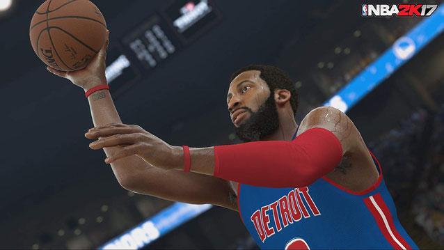 PS4 Spiele 2016: NBA 2K17