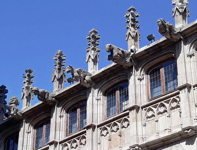 Дворец Женералитата - архитектура