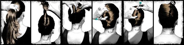 comment mettre un pic à cheveux , tuto coiffure , coiffure facile , comment mettre un pique à cheveux , comment faire un chignon , comment faire un chignon banane , chignon bohème , comment utiliser un pic à cheveux , chignon cheveux longs , chignon