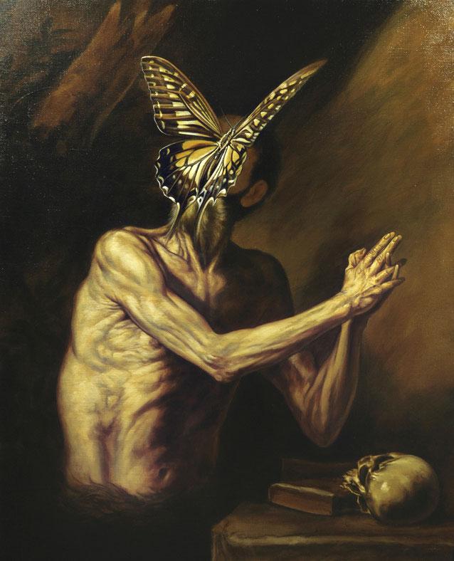 Métamorphose, transfiguration, metamorphosis