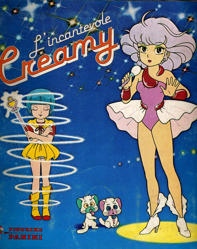 Copertina Album Creamy Mamy