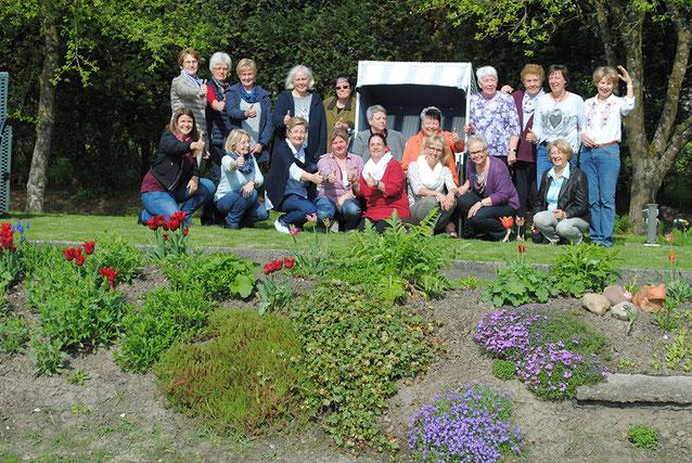 Bei einem Arbeitstreffen legten die Mitarbeiterinnen des Landfrauenvereins Stotel das Programm für das Winterhalbjahr 2018/19 fest.