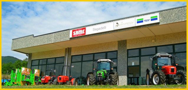 Azienda segadelli macchine agricole concessionaria for Bernabei rimorchi