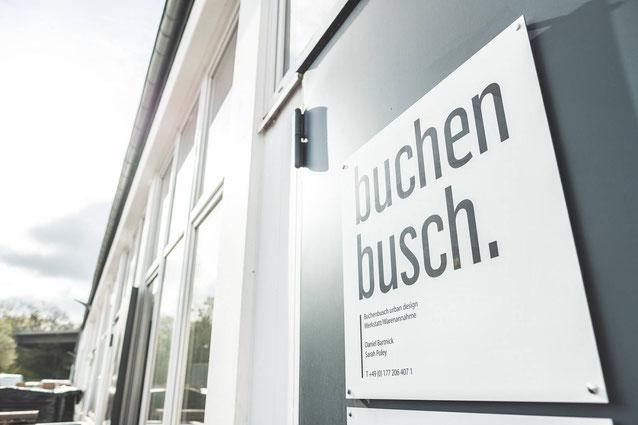 Buchenbusch urban design Werkstatt Besuch