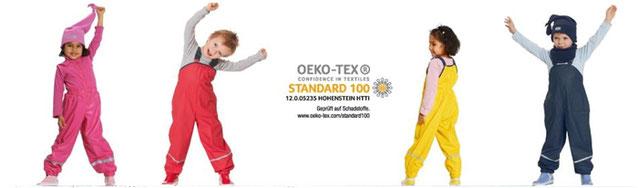 Regenbekleidung für Kinder im Wandl´s Gwandl in Vöcklabruck