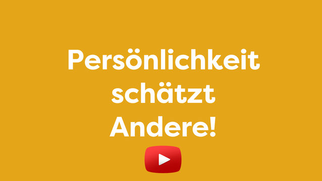">>> youtube-video ""Meinung"""