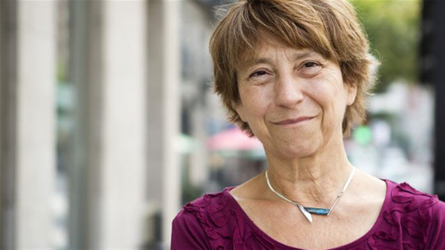 Françoise David (Radio-Canada, 2014)