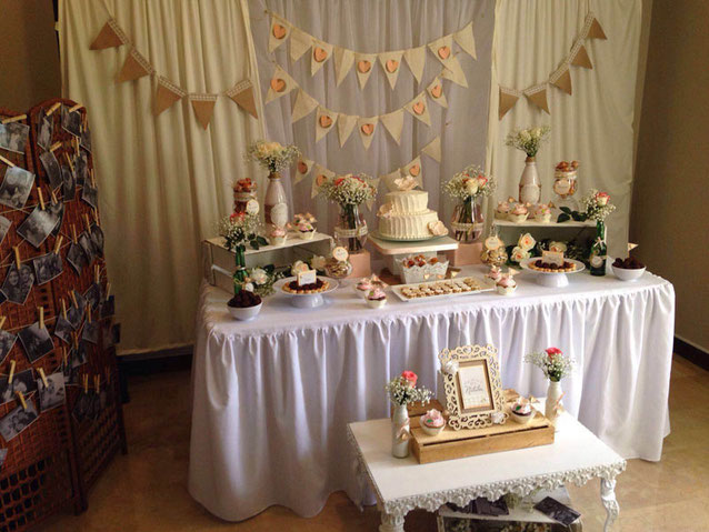 decoracion de boda civil