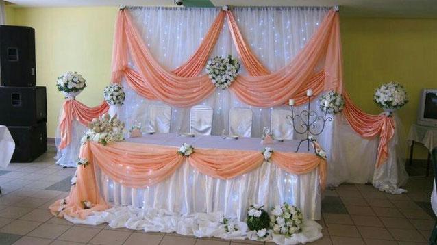 decoracion para una boda civil