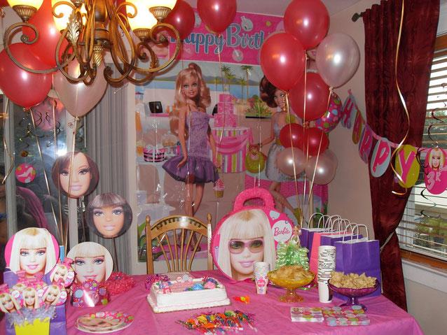 pastel fiesta barbie