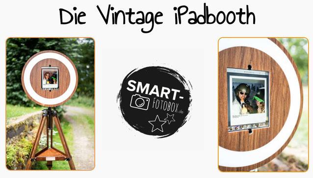 Vintage Ipadbooth