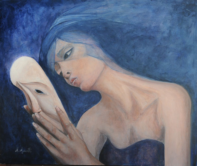 Dipinto di Marianna Mariotti