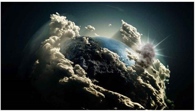 La « Grande Tribulation » ou « Grande Détresse ». Car il y aura alors une grande tribulation, telle qu'il n'y en a pas eu depuis le commencement du monde jusqu'à ce jour, et qu'il n'y en aura jamais plus.