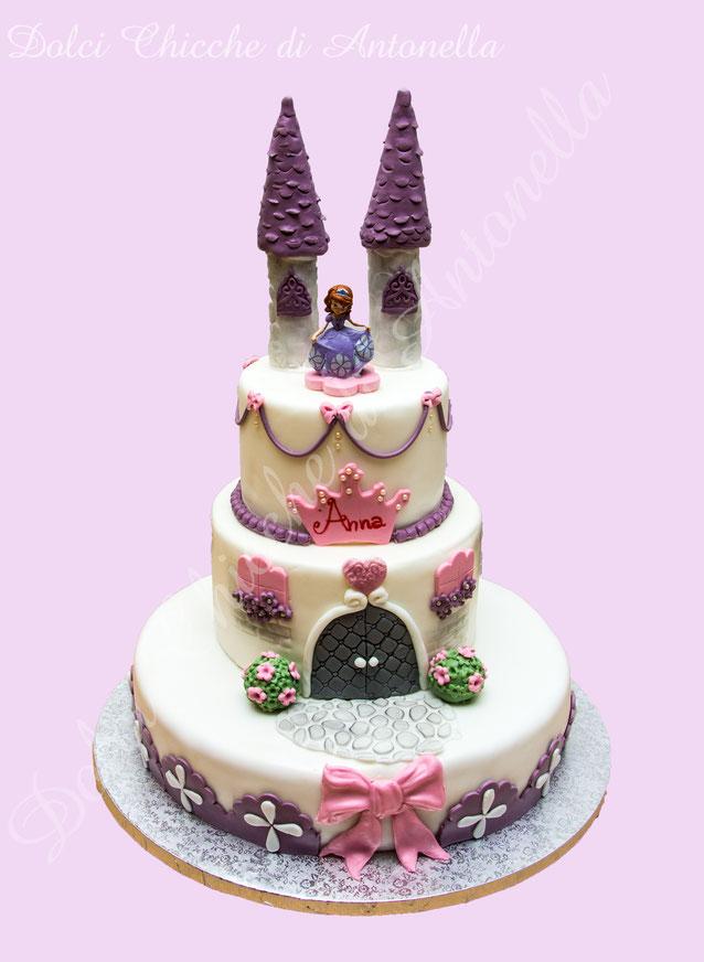 principessa sophie- torte la spezia- compleanno- eventi- la spezia-liguria