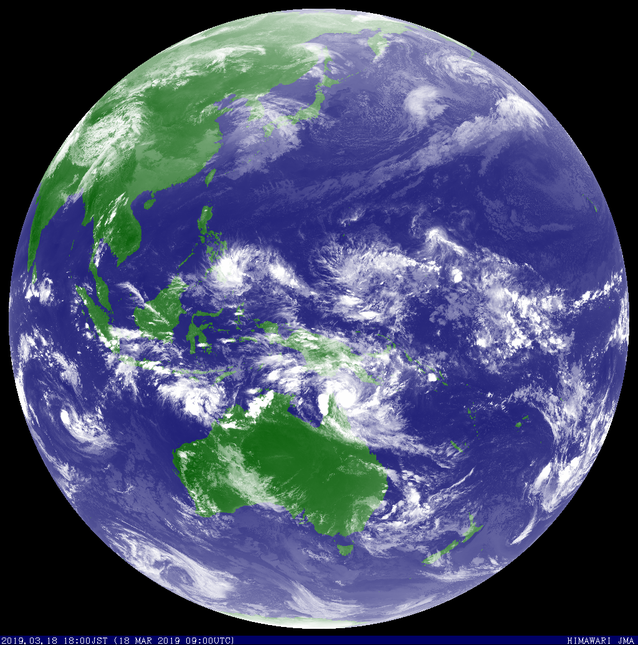 cyclone trevor - photo #13