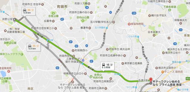 淵野辺駅〜ギター・ウクレレ始めるならプライム音楽教室