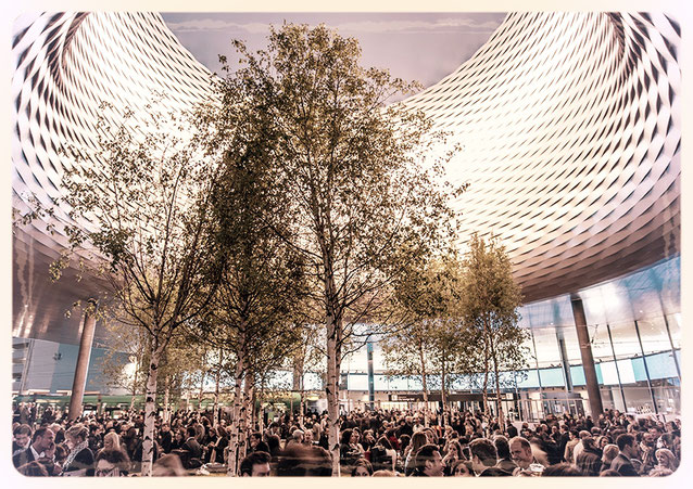 BaselWorld, Location, Dates, Venue, Messeplatz, Basel