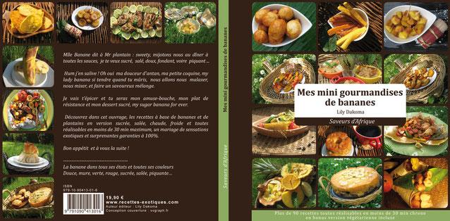 livre cuisine exotique, livre recettes de cuisine africaine, spécialités afro, spécialités africaines