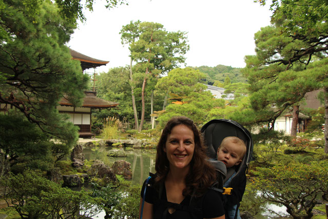 Family Friendly Walks in Kyoto, Japan - Ginkaku-ji Temple