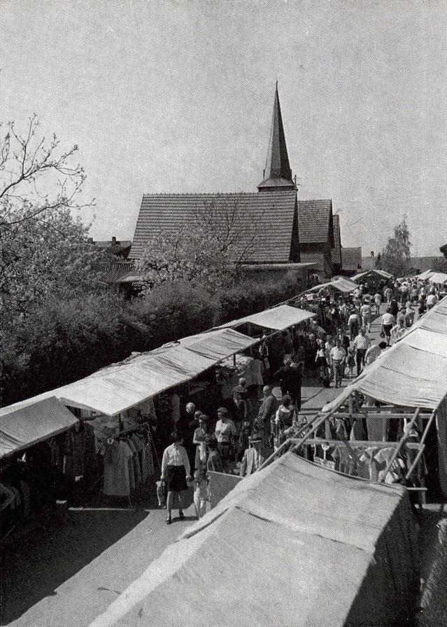 Zeulner Markt nach 1967