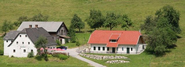 Almgasthaus Rehberg (ca 5 Min. Fahrzeit)