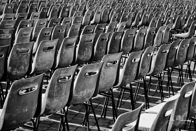 Rom, Vatikan, Stühle, 2014, ©Silly Photography