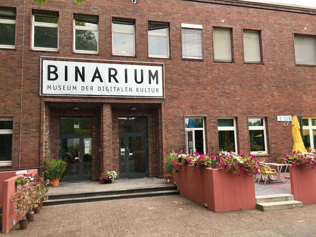 Binarium, Museum der Digitalen Kultur in Dortmund, Männerquatsch Podcast Folge #06 und Bonusfolge #01