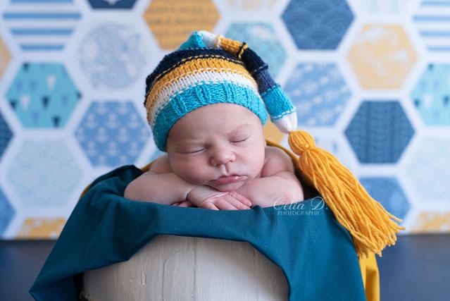 Photographe bébé nouveau-né naissance à Dijon Beaune Nuits Saint Georges Chalon sur Saône Dole