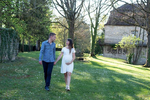 Photographe grossesse naissance bébé dijon beaune auxonne