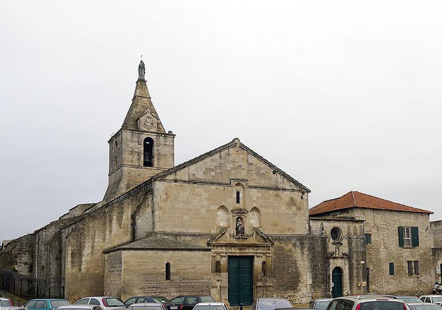 Arles chiesa di Notre-Dame-la-Major