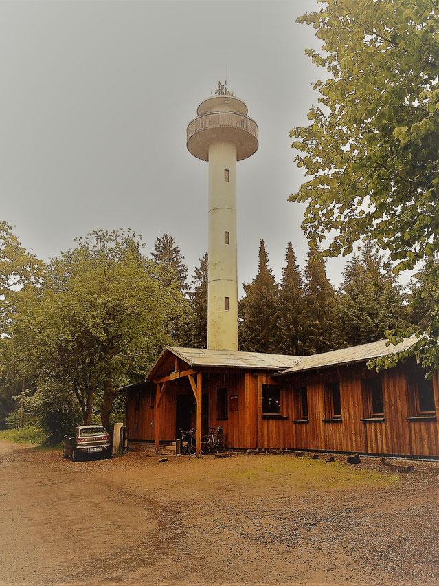 der zweite Turm: Annaturm