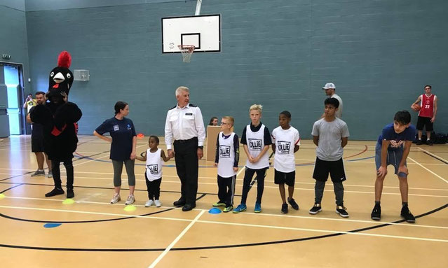 Basketball Tournament, Charity, Fundraising, Youth Engagement, Mental health , Community, Police