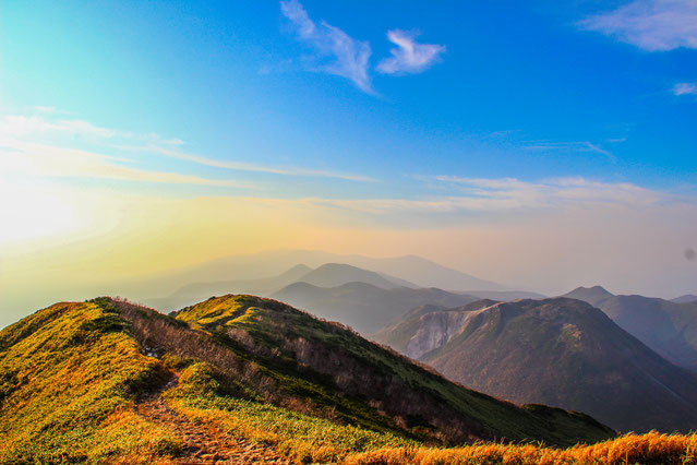 アンヌプリ登山