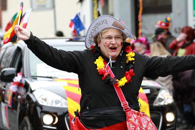 1. Vorsitzende Ingeborg Gritsch bis 2017