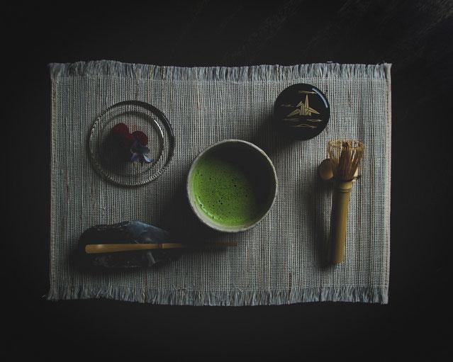 Teezeremonie Matcha-Set von Floratcha