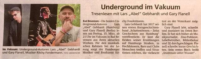 Allgemeine Zeitung, 13.03.19