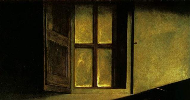 """Caravaggio, """"Vocazione di San Matteo"""" (particolare)"""