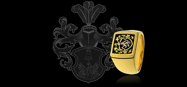Heraldik, die Wappenkunde war im Mittelalter ein wichtiger und verantwortungsvollen Berufsstand.