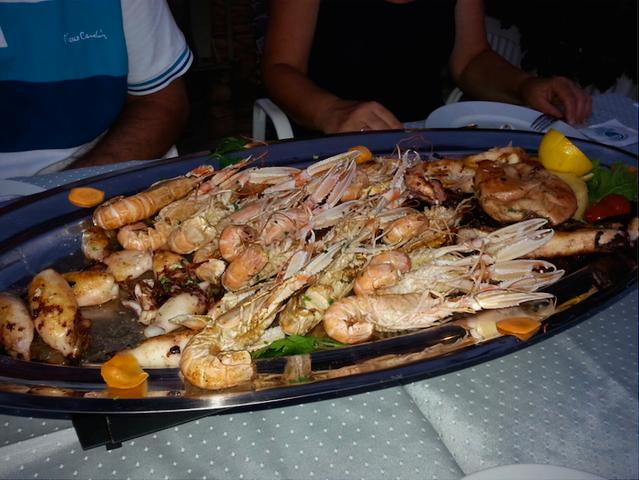 рыбный ресторан, Атриум, ресторан в Рогознице