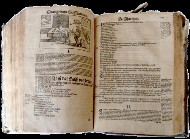Lutherbibel von 1581