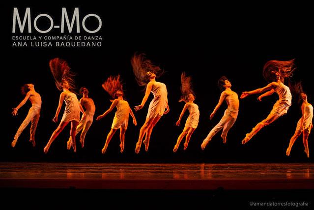 cb0b05b9c31c Celebración semana de la danza, Cía. Mo-Mo abril 2018 participa en: